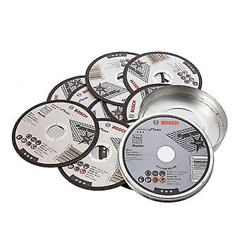 Bosch LPP Inox taglio disco 115 x 1 x 2 2.23 mm Confezione da 10