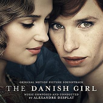 Alexandre Desplat - dansk tjej [CD] USA import