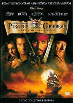 Piraten van de Caraïben-de vloek van de Black Pearl (2-Disc Collector's Edition) (DVD)