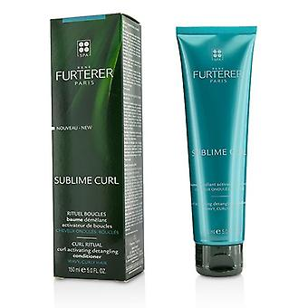 Rene Furterer Sublime Curl Curl Activating Detangling Conditioner (Wavy Curly Hair) - 150ml/5oz