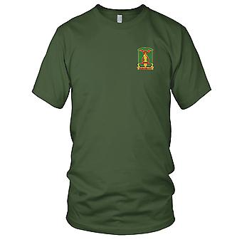 US Army - 324th Military Police Battalion Embroidered Patch - Ladies T Shirt