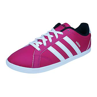adidas Neo QT Coneo Womens Trainers / Shoes - Pink