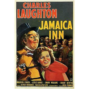 Jamaica Inn film affisch (11 x 17)