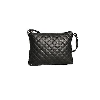 Eastern Counties Leather Womens/Ladies Rose Quilted Handbag