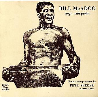 McAdoo/Seeger - Bill McAdoo canta con la importación de los E.e.u.u. de la guitarra [CD]