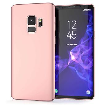 Samsung Galaxy S9 Ultra dünne Hybrid Case - Rose Gold