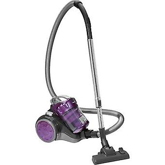 Bagless vacuum cleaner Clatronic BS 1302 700 W EEC A Violet, Anthracite