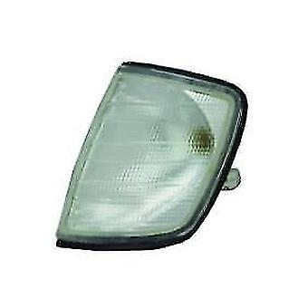 Left Indicator (Clear) for Mercedes E-CLASS Estate 1993-1995