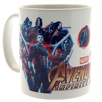 Avengers Mug Infinity War Heroes