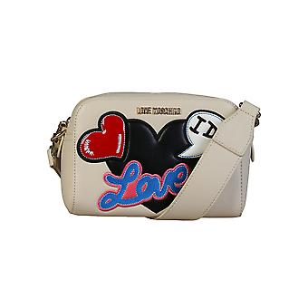 Love Moschino Women Clutch bags White