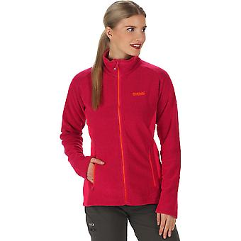 Regatta Damen/Ladies Tafton Full Zip Polyester Stretch Jacke Wandern