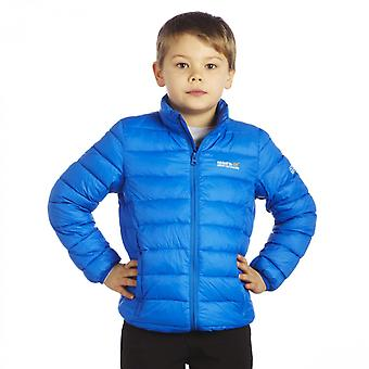 Regatta Kids Junior Iceway Lightweight Jacket Blue RKN025