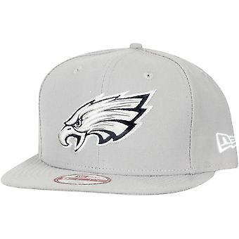 New era 9Fifty Snapback Cap - NFL Philadelphia Eagles grey