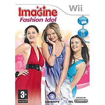 Imagine Fashion Idol - Compatible with Wii Fit Balance Board (Wii)