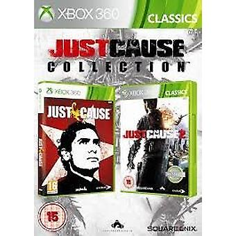 Juste Cause Collection (Xbox 360)
