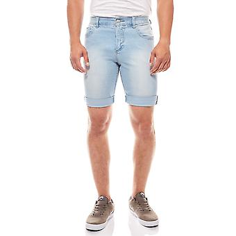 Jeans shorts men's sweet SKTBS Blau
