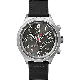 Timex mens watch Timex® fly-back chronograph with intelligent quartz™ technology T2P509