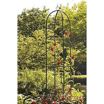 Steel Garden Rose Plant Supporters Decoration Pillar 6ft