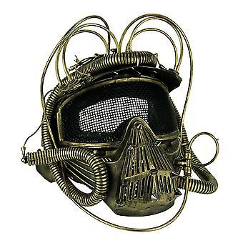 Mechanical Moto Warrior Punk Helmet Halloween Mask
