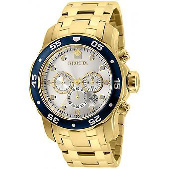 Invicta Pro Diver 80067 acero inoxidable reloj cronógrafo