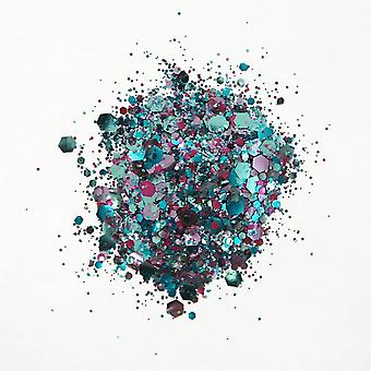 Creative Expressions Cosmic Shimmer Biodegradable Glitter| 10ml | Colours Listed