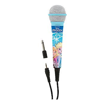 Lexibook Disney Frozen Dynamic Microphone (Model No. MIC100FZ)