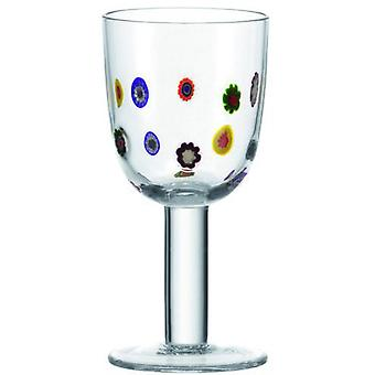 Leonardo White Wine Millefiori (Kitchen , Household , Cups and glasses)