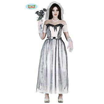 Undead ghost bride costume for ladies Halloween Horro undead