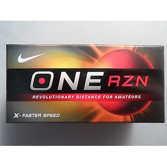 Nike RZN Faster Speed Golf Balls 2 Ball Sleeve