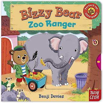 Bizzy Bear - Zoo Ranger by Benji Davies - 9780857632647 Book