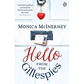 Hello from the Gillespies by Monica McInerney - 9781405914154 Book