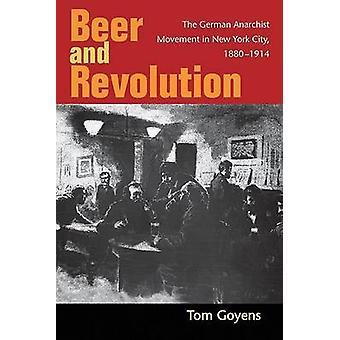 Öl och Revolution - tysk anarkiströrelsen i New York City-