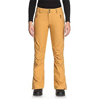 Roxy Apple Cinnamon Cabin Womens Snowboarding Pants