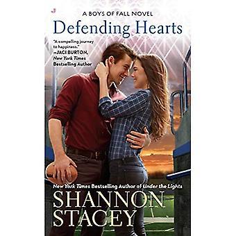 Defending Hearts (Boys of Fall Novel)