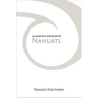 Um dicionário analítico do náuatle