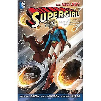 Supergirl Volume 1: A última filha de Krypton TP (Supergirl