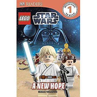 DK los lectores L1: Lego Star Wars: una nueva esperanza (lectores DK: nivel 1)