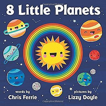 8 petites planètes [cartonné]