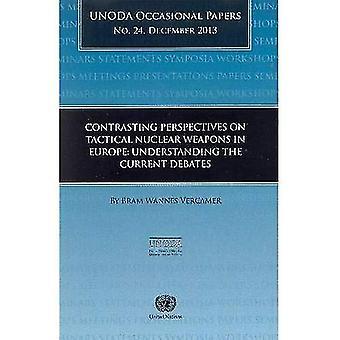 Contrasterende perspectieven op tactische kernwapens in Europa: inzicht in de huidige debatten (UNODA af en toe...