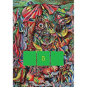 Maintenant 5: La Nuova Antologia de Comics