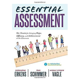 Essential Assessment: Six Tenets for Bringing Hope, Efficacy, and Achievement to the Classroom Deepen Teachers Understanding of Assessment to Meet Standards and Generate a Culture of Learning