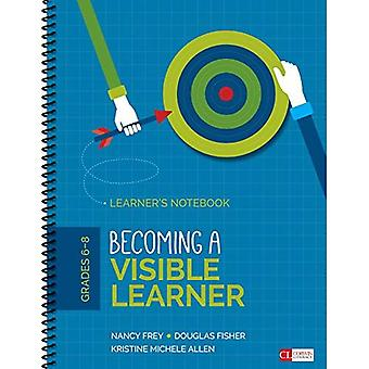 Becoming an Assessment-Capable Visible Learner, Grades 6-12, Level� 1: Learner's Notebook (Corwin Literacy)