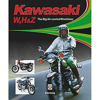 Kawasaki W, H1 & Z - The� Big Air-cooled Machines