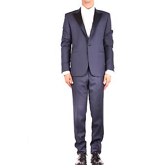 Brian Dales Blue Wool Suit