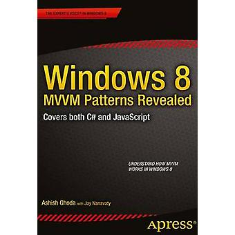 Windows 8 MVVM Patterns Revealed Covers Both C and JavaScript by Ghoda & Ashish