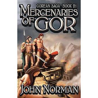 Mercenaries of Gor by Norman & John