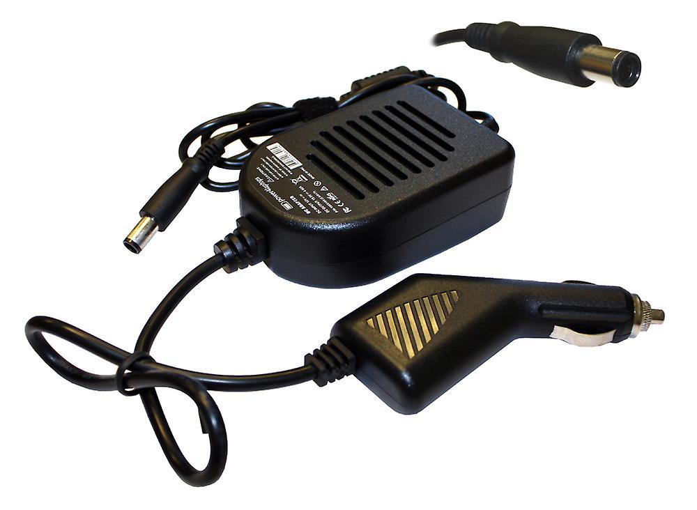 Dell Inspiron I17RN ordinateur portable Compatible alimentation DC adaptateur chargeur de voiture