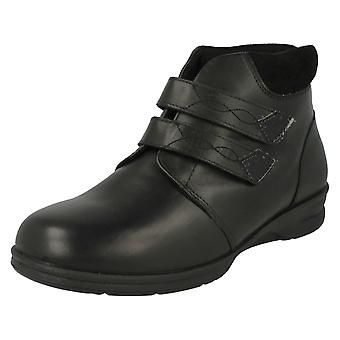 Ladies Padders Wide Fitting Ankle Boots Kathy