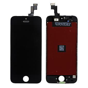 Per iPhone SE - Assemblea di LCD Screen - nero - bilancio qualità