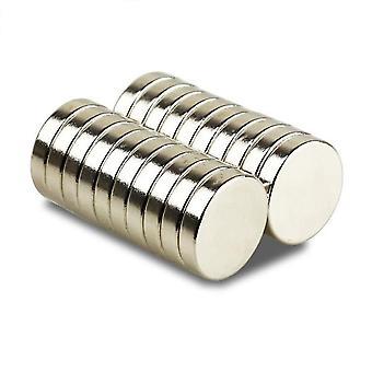 Neodymium magneet 18 x 4 mm ring N35 - 50 stuk